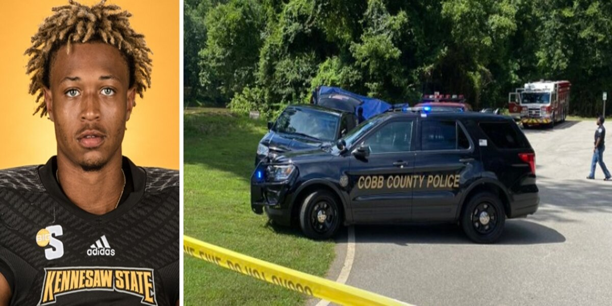 KSU quarterback is dead after his car was found riddled with bullets