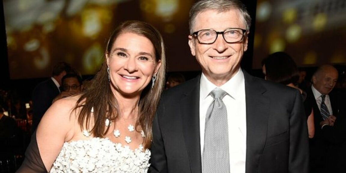 Bill Gates and Melinda Gates are officially divorced