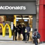Shortage of milkshakes at McDonald's due to Brexit and Covid-19 in the U.K