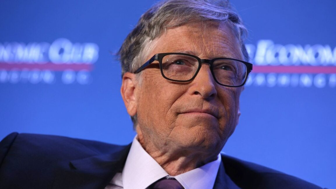 Bill Gates says spending time with Jeffrey Epstein was 'a big mistake'