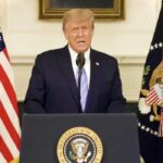 Trump criticized Twitter for allowing Taliban but banning him as president