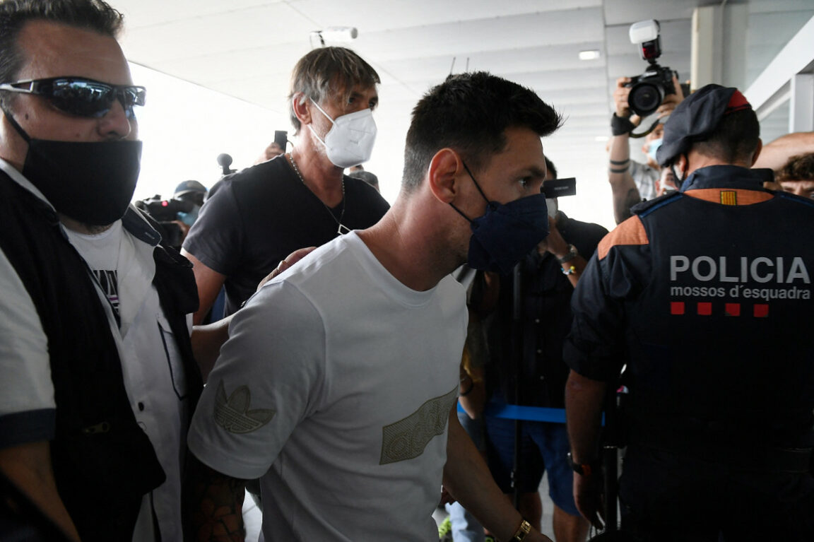 Lionel Messi at Paris Saint-Germain: full agreement reached between the two parties