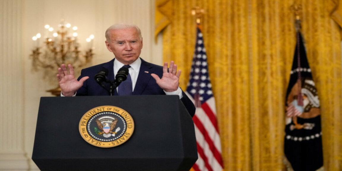 Joe Biden vows to 'hunt down' perpetrators of Kabul attack