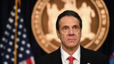 "New York Gov. Andrew Cuomo ""sexually harassed several women,"" prosecutors say"