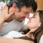 Several studies confirm that having sex frequently improves mood