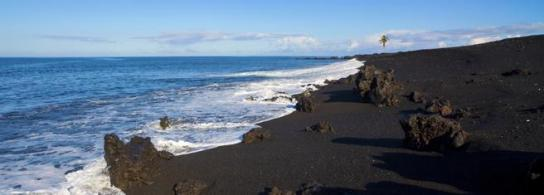 The 5 most incredible black beaches in the world