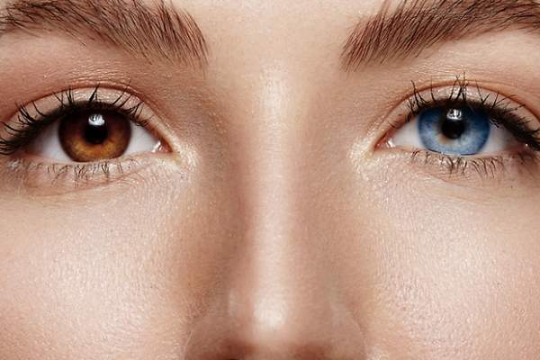 Why do eyes have color? Maybe you've asked yourself this question once