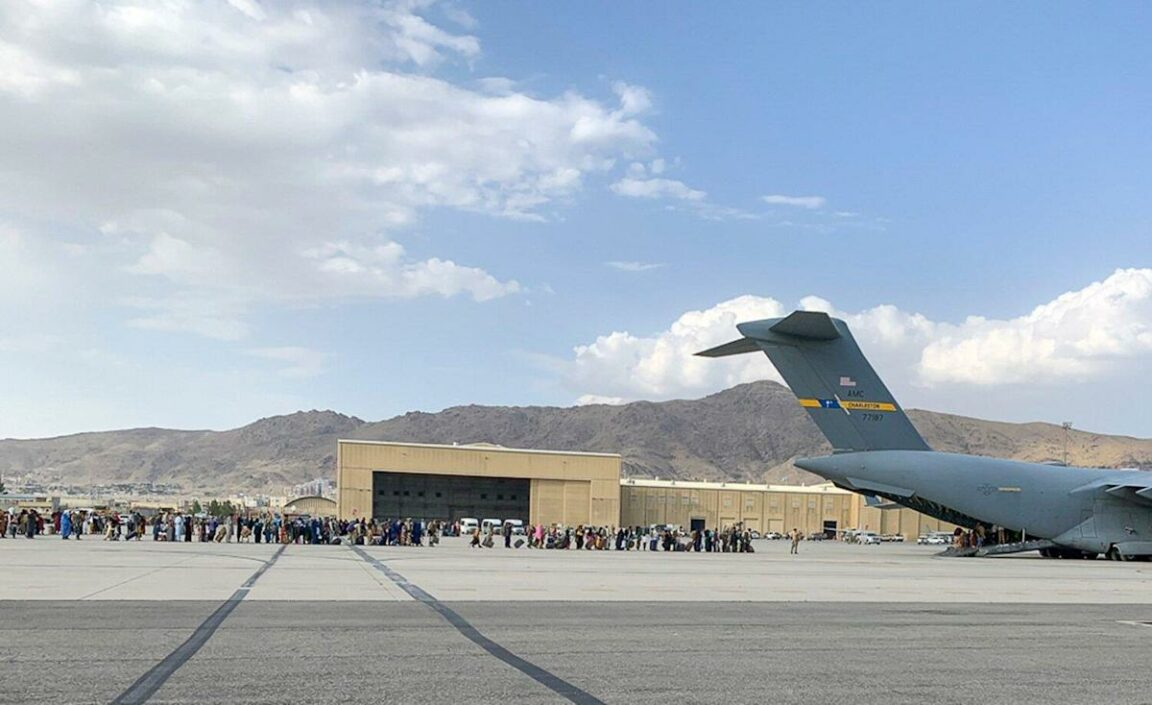 U.S. says it has evacuated more than 80,000 people from Afghanistan