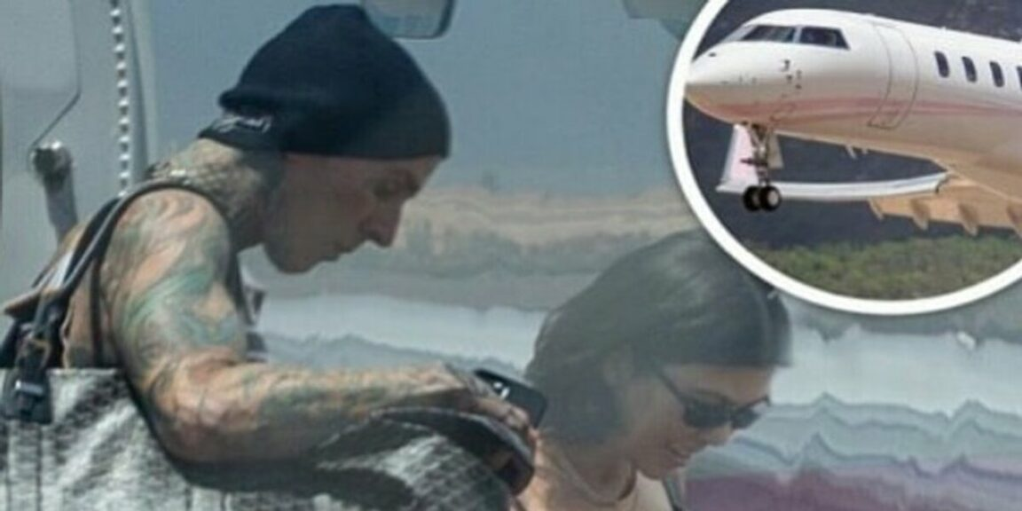 Travis Barker returns to air travel 13 years after fatal accident