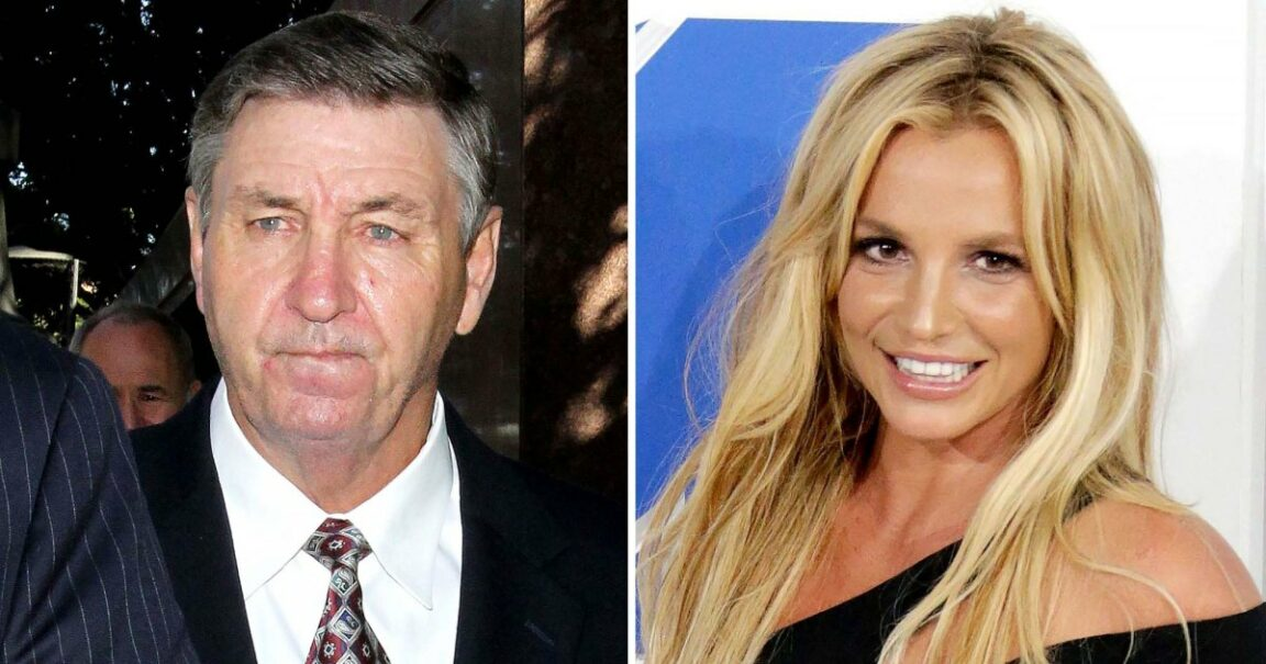 Victory for Britney: pop star's father agrees to resign as her guardian
