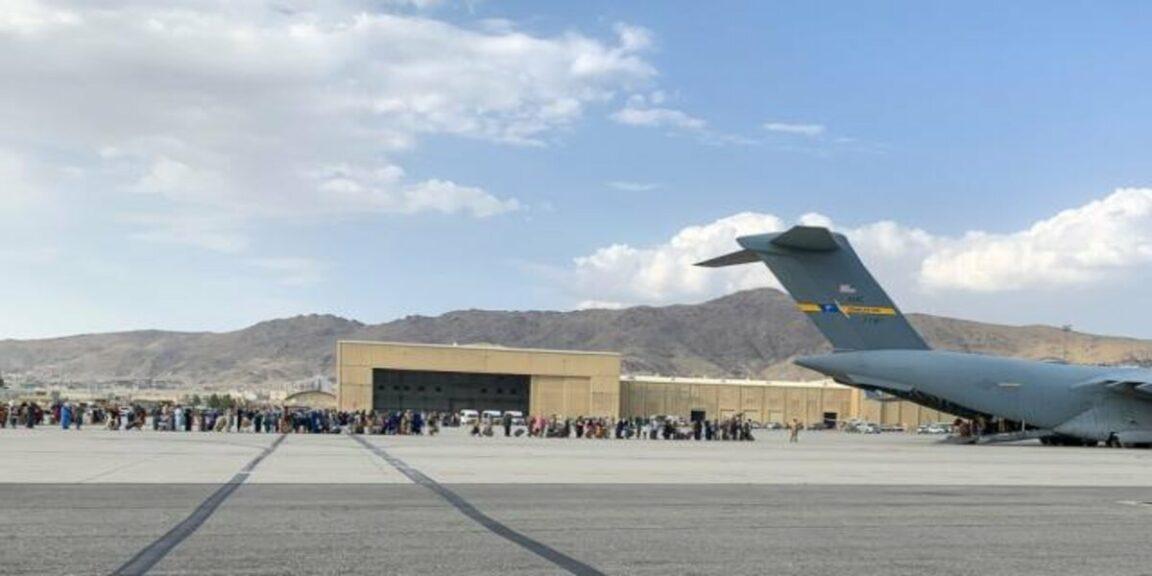 U.S. intercepted five missiles targeting Kabul airport