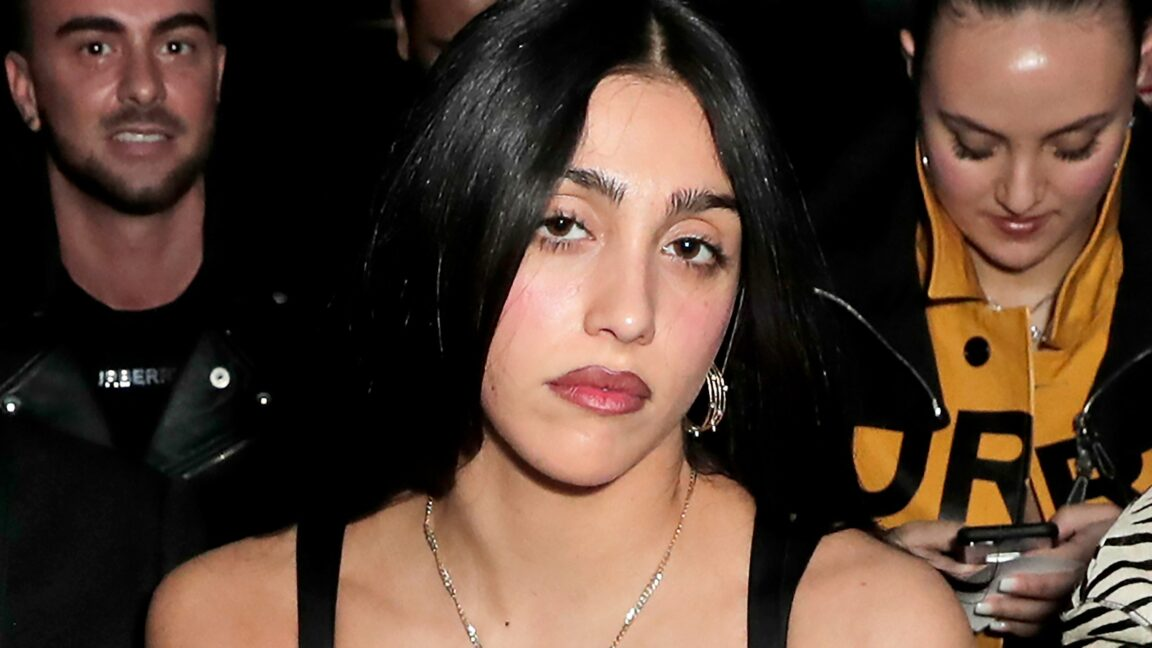 Madonna's daughter Lourdes Leon launches new Swarovski campaign after being on the cover of Vogue