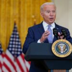 Biden speaks after United States exit from Afghanistan, Taliban takeover