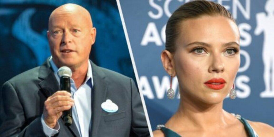 Disney Boss defends release strategy amid Scarlett Johansson's Black Widow lawsuit