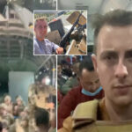 Student who says he 'went on vacation' to Afghanistan claims he has been evacuated to Dubai