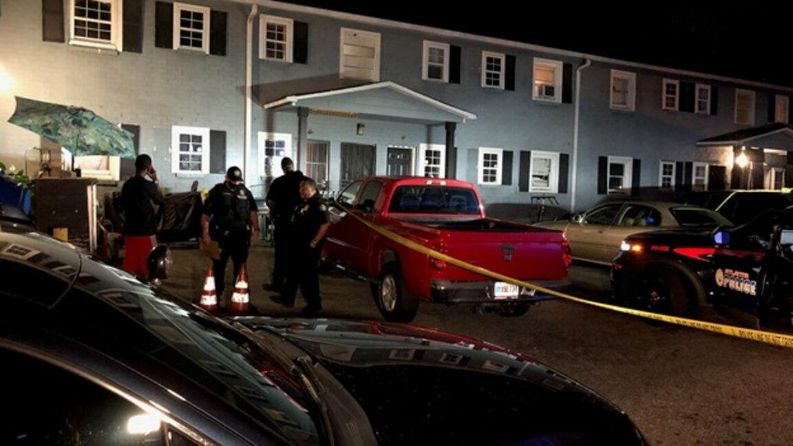 Son shoots stepfather multiple times during argument