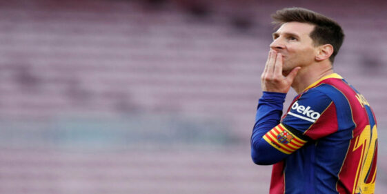 Barça says goodbye to its best player of all time