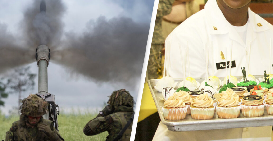 Soldier faces prison for serving cannabis cupcakes
