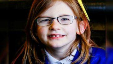 Olivia Farnsworth, the child immune to pain