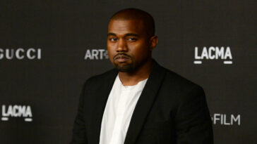 Kanye West applied to legally change his name to Ye