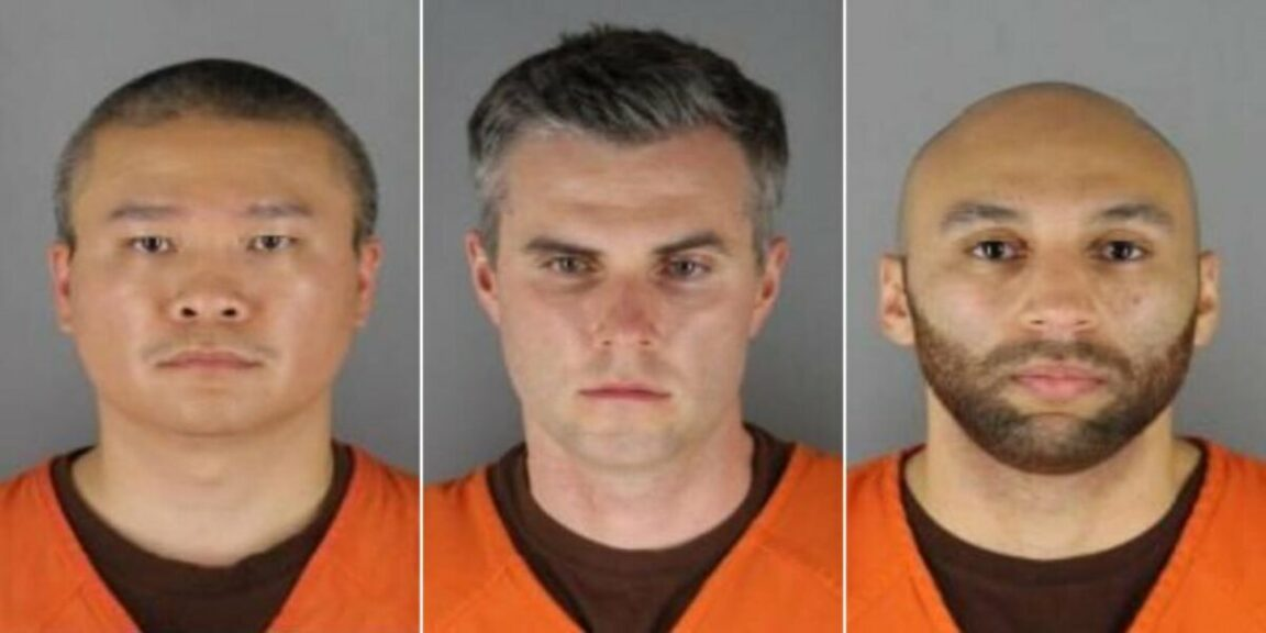 Former Minneapolis officers accused of violating George Floyd's civil rights want their federal cases separated from Derek Chauvin