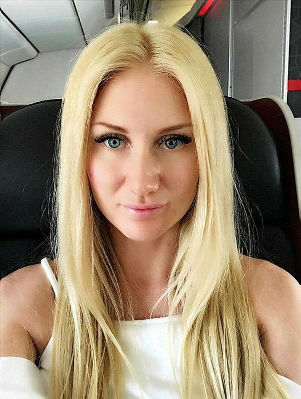 Ukrainian model found dead sitting in a chair with her hands handcuffed behind her back