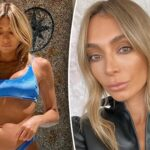 Australian model and influencer apologizes after being filmed snorting white powder