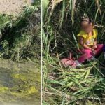 Two-year-old girl and three-month-old boy found abandoned in the Rio Grande River in Texas