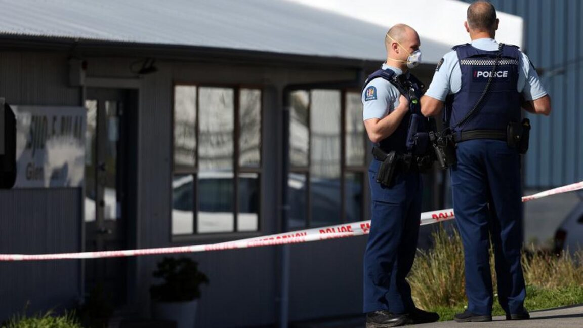 Deranged New Zealand mother kills her three daughters in her home