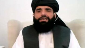 Taliban accuse Australia of 'human rights violations'