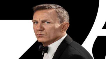 Daniel Craig gets emotional as he says goodbye to James Bond