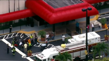 26 people injured, 6 hospitalized after 'powerful' explosion at Florida casino