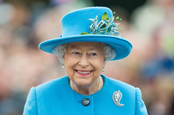 Queen Elizabeth will celebrate the Platinum Jubilee in May 2022 for the 70th anniversary of her reign