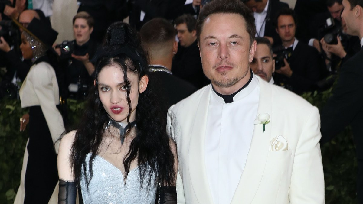 Elon Musk and Grimes have broken up after 3 years in a relationship