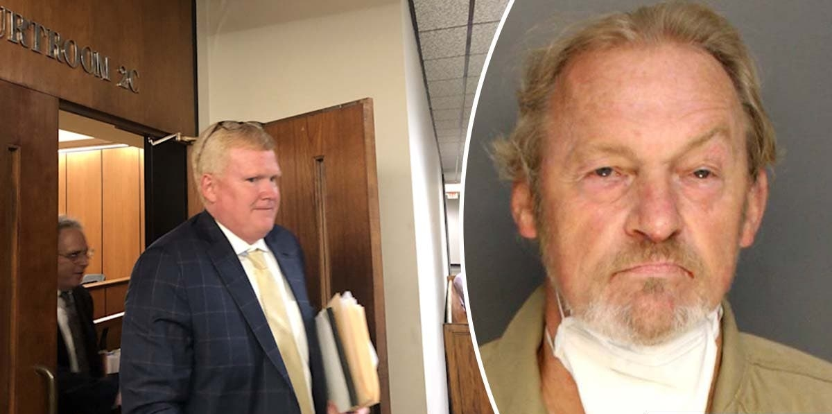 Prominent lawyer plotted his own murder so his son could collect on his life insurance policy