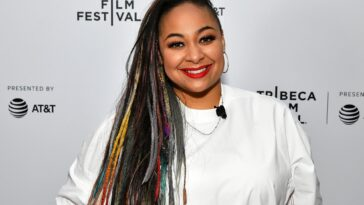 Raven-Symoné says Disney was asked about making Raven's character a lesbian