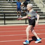 Meet Lyndhurst's Diane Friedman, a 100-year-old track and field star