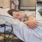 9-year-old boy nearly dies after swallowing magnets over bizarre TikTok challenge