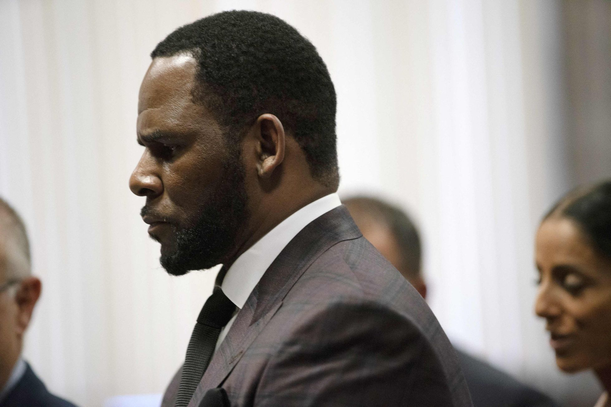 Singer R. Kelly found guilty of abuse and sex trafficking