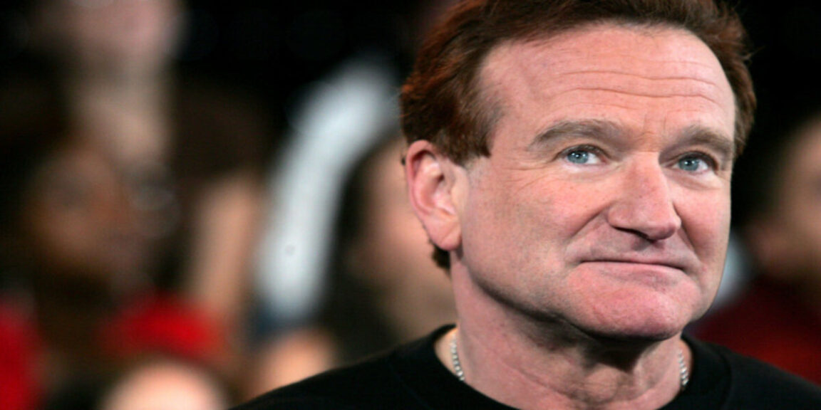 Companies that wanted to work with Robin Williams were required to hire homeless people