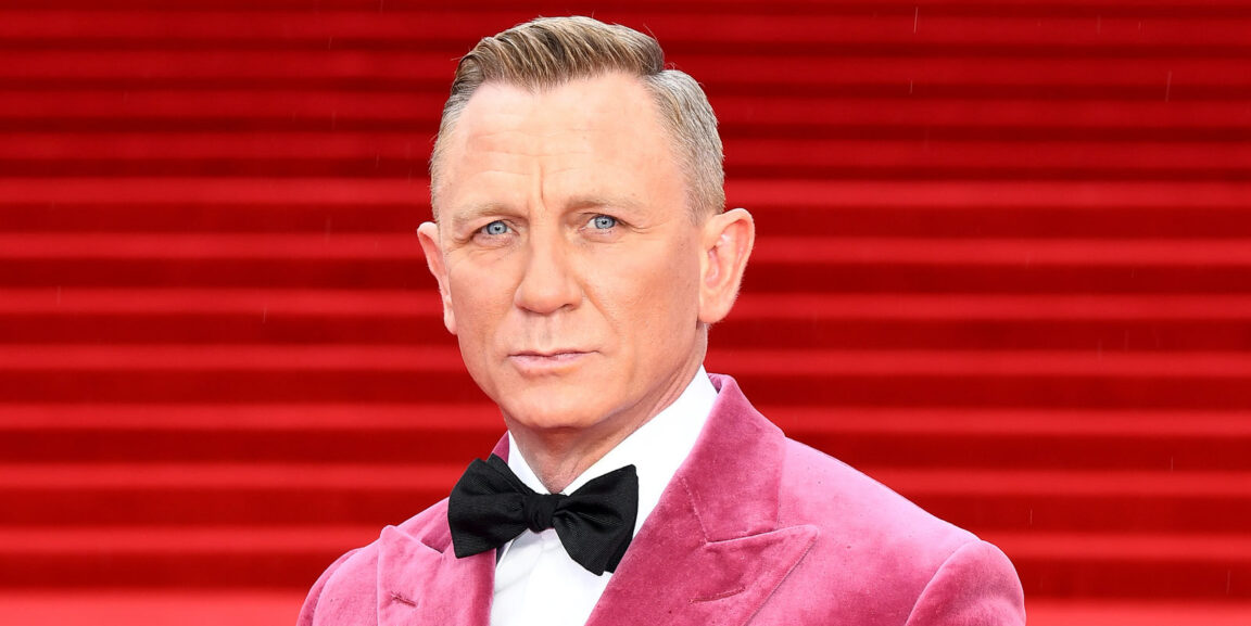 Daniel Craig says he goes to gay bars to avoid aggressive men in straight clubs