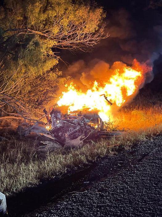TikTok star Gabriel Salazar and 3 others die in car crash during police chase