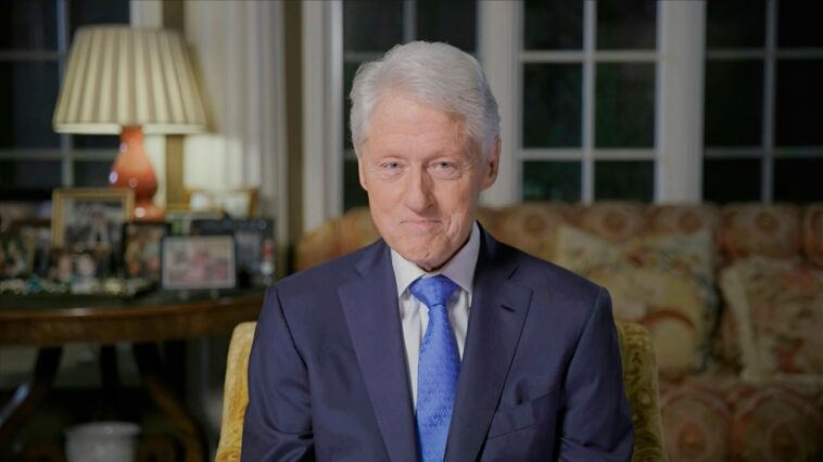Bill Clinton admitted to hospital with blood infection known as sepsis