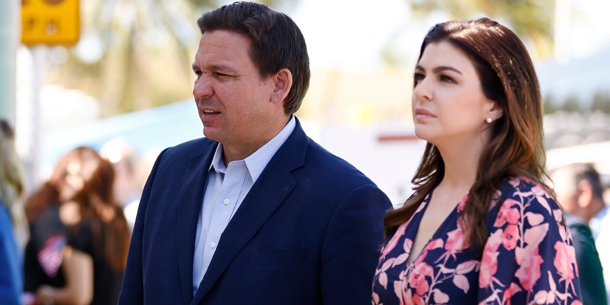 Florida Gov. Ron DeSantis' wife diagnosed with breast cancer
