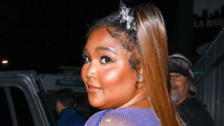 Lizzo hits back at haters who criticized the dress she wore to Cardi B's party