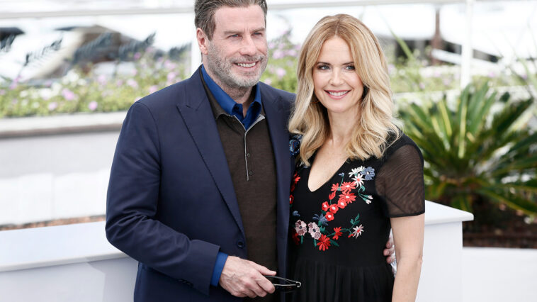 """John Travolta commemorates the birthday of his late wife Kelly Preston: """"We miss you and love you very much."""""""
