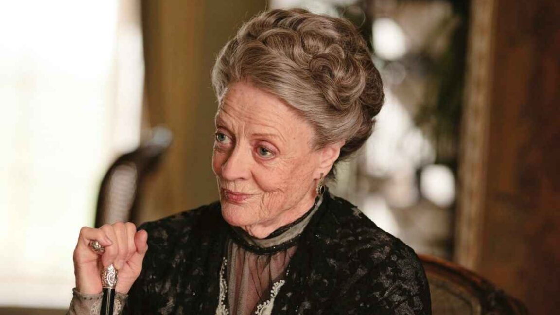 Margaret Natalie Smith, known to the world as Maggie Smith