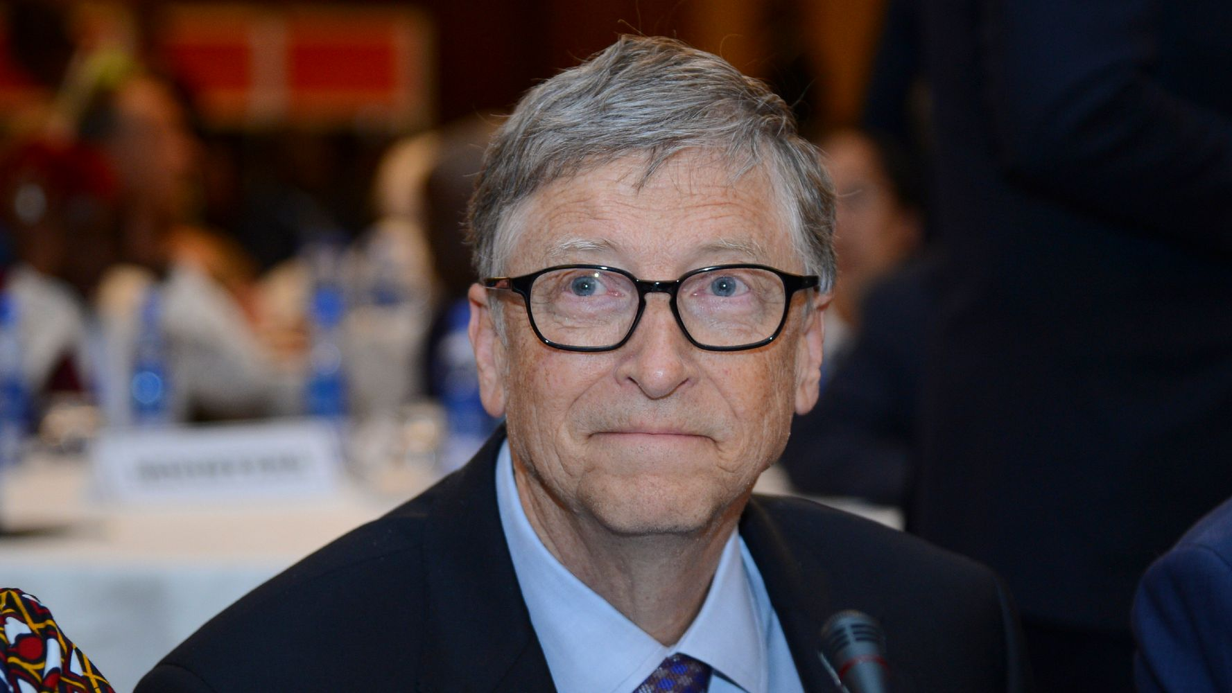 Bill Gates was ordered to stop sending flirtatious emails to a female employee in 2008