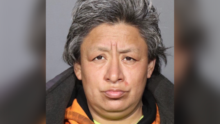 Homeless woman unknowingly strangle 16-year-old girl from behind