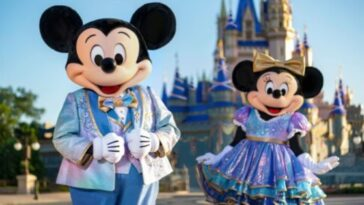 Disney World turns 50 with promise to keep creating magic